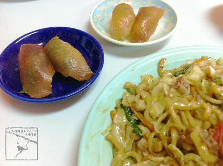 大東寿司 @ ボロジノ食堂 「那覇市泊3-14-4」から移転