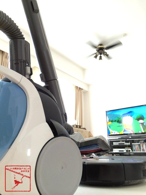 掃除ロボット「ルンバ」