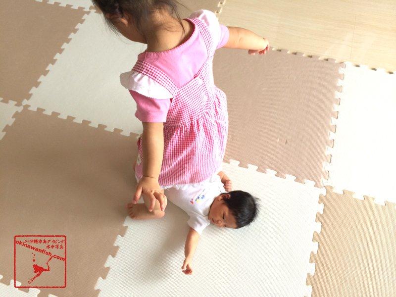 二人目の育児と上の子の変化(赤ちゃんまたぎ1)