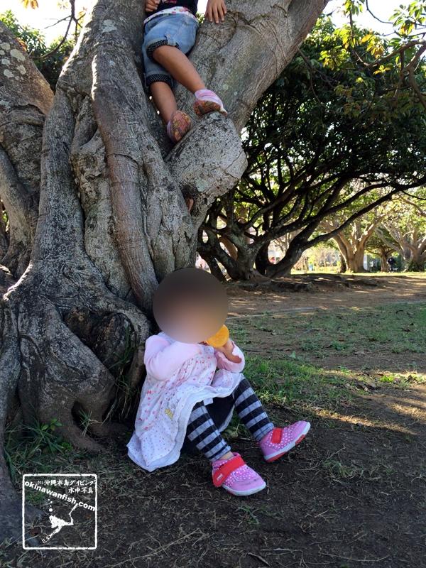 子供は出来るだけ自然に触れさせて