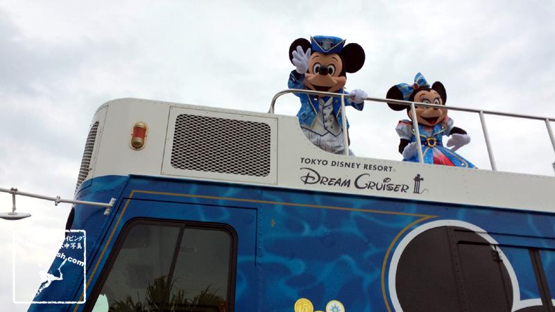 東京ディズニーシー15周年パレード@沖縄