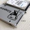 ハードディスクからSSDへ交換