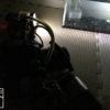 水槽の中に居る魚たちの寝姿を撮る方法