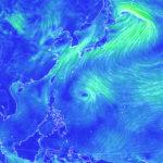 台風第7号 プラピルーン prapiroon