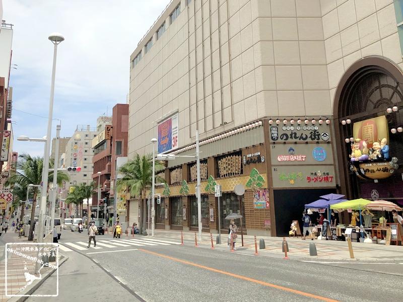 沖縄県 国際通り 5月13日撮影