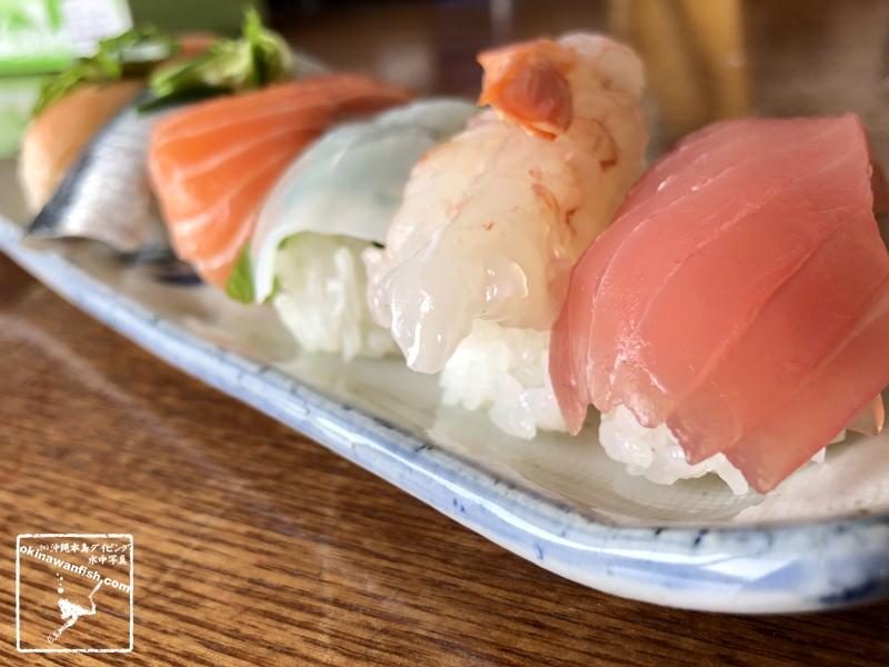 テレワーク飯 寿司 鮨 2