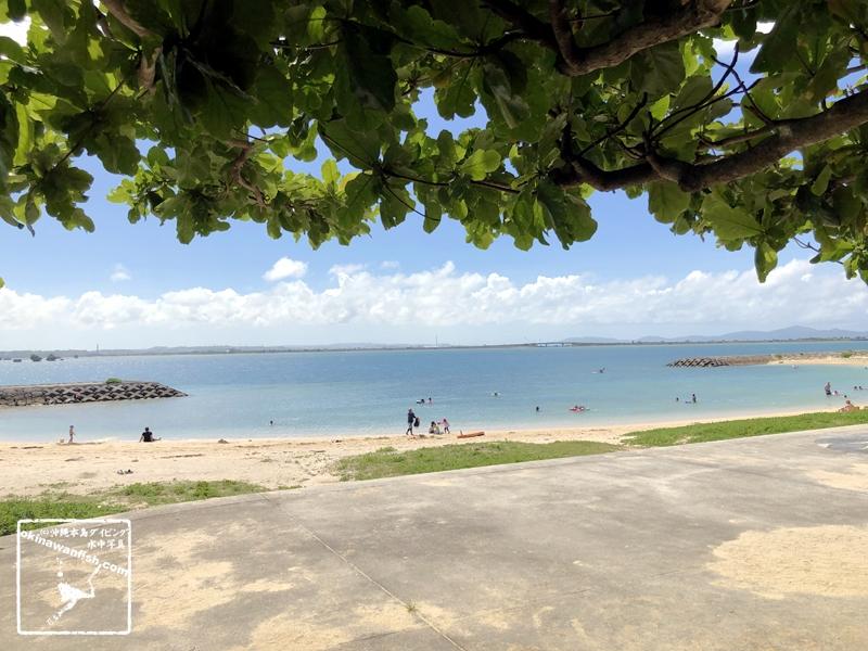 沖縄移住生活 - 2020年 梅雨明け 沖縄 海水浴 シュノーケリング