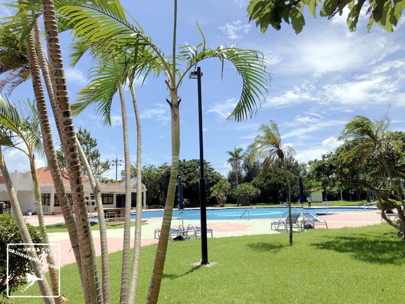ロイヤルホテル沖縄残波岬 ガーデンプール
