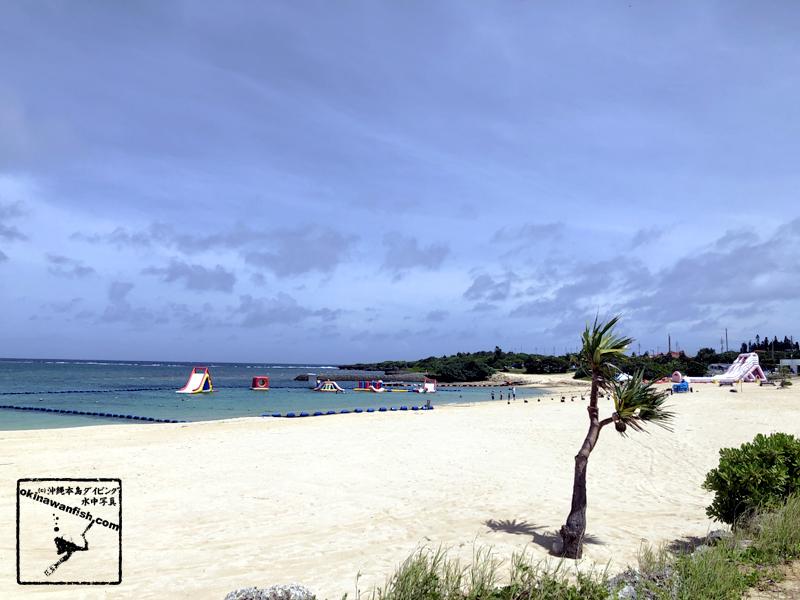 ロイヤルホテル沖縄残波岬 プライベートビーチ