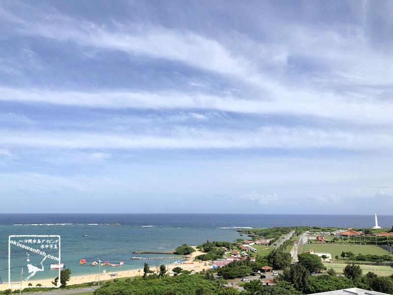 ロイヤルホテル沖縄残波岬 眺め景観