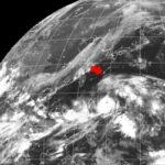 台風16号サンバ