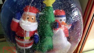雪だるまの人形オラフ