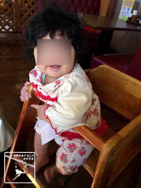 赤ちゃんの一人座り
