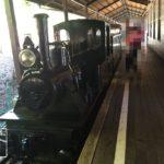 ネオパーク沖縄の軽便鉄道