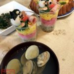 ひな祭りの定番料理