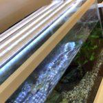 DIY LEDテープライトで水槽の照明を自作