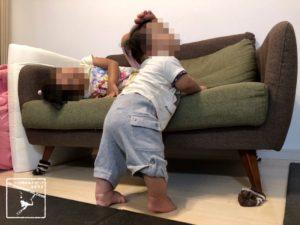 沖縄移住生活 子育て キッズ 0歳 7ヶ月 5歳 3歳 娘 息子 3人 子供