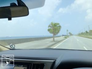 沖縄移住生活 トヨタ アルファード ドライブ 自動運転技術